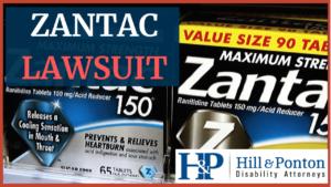 Zantac Recall Can Get Compensation