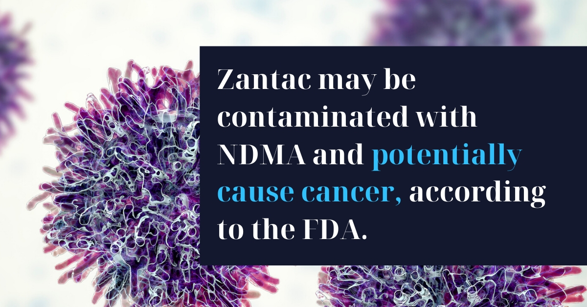 NDMA is an organic compound